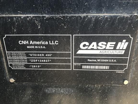 2013 Case 400