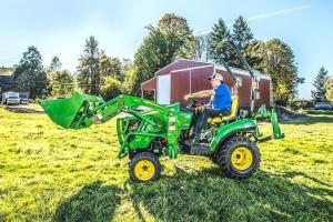 compact tractor deals