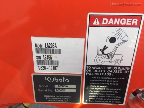 2015 Kubota BX1870