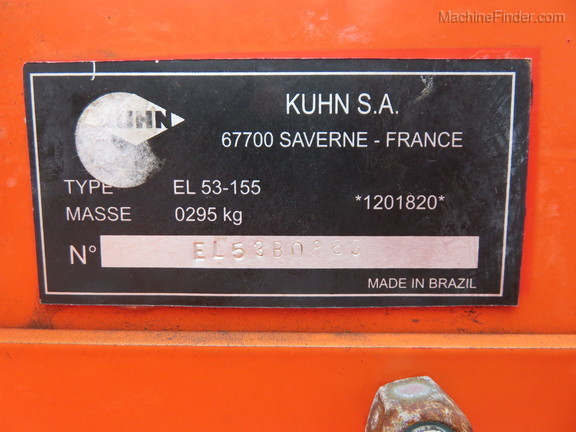 2015 Kuhn EL53