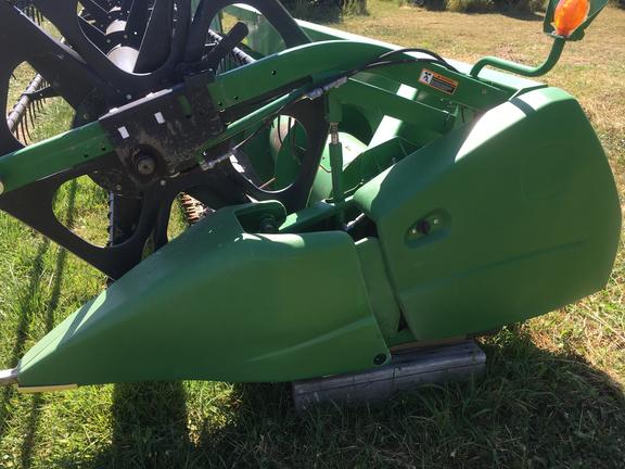 2012 John Deere 635F