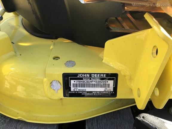 2015 John Deere 48C