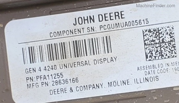 2017 John Deere 6145M