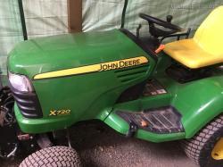 2011 John Deere X720