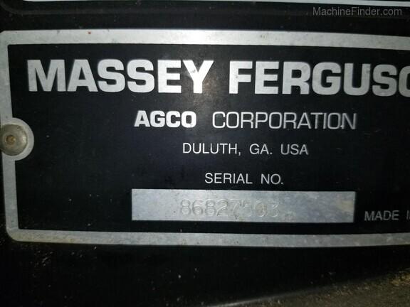 1997 Massey Ferguson 8680