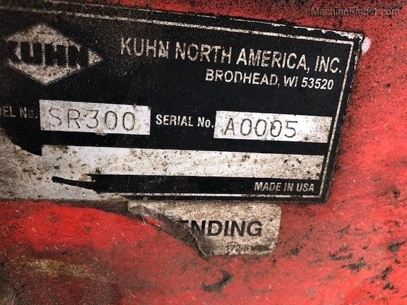 2010 Kuhn SR314