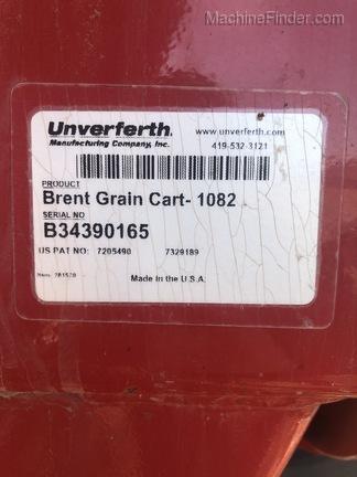 2016 Brent 1082