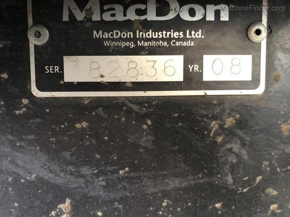 2008 Macdon M150