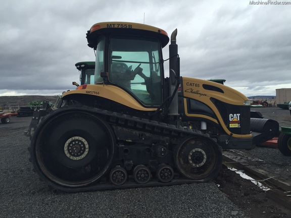 2008 Caterpillar MT755B