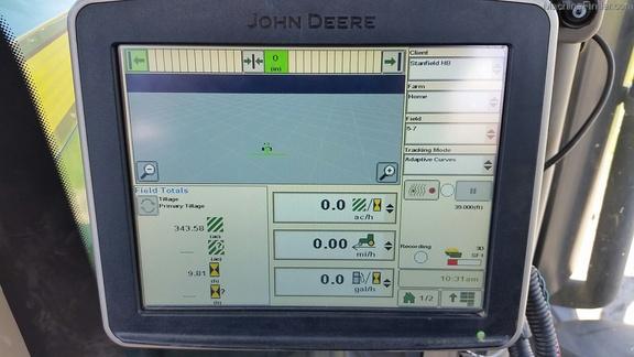 2014 John Deere 9560RT