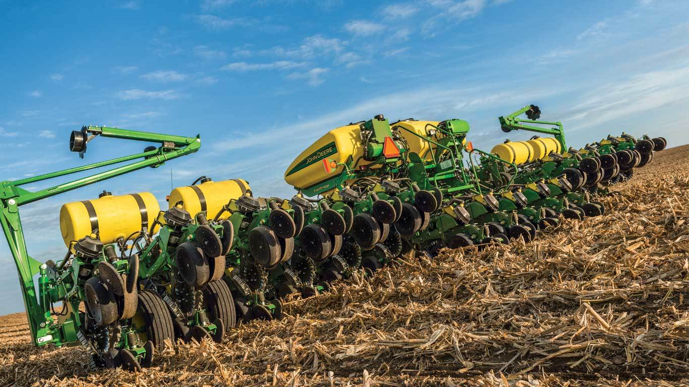 John Deere 1795 16Row Split 31 or 32