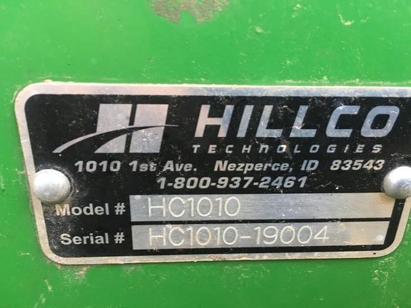 2019 Hillco HC1010