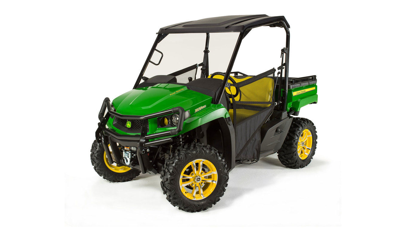 John Deere XUV590i Power Steering
