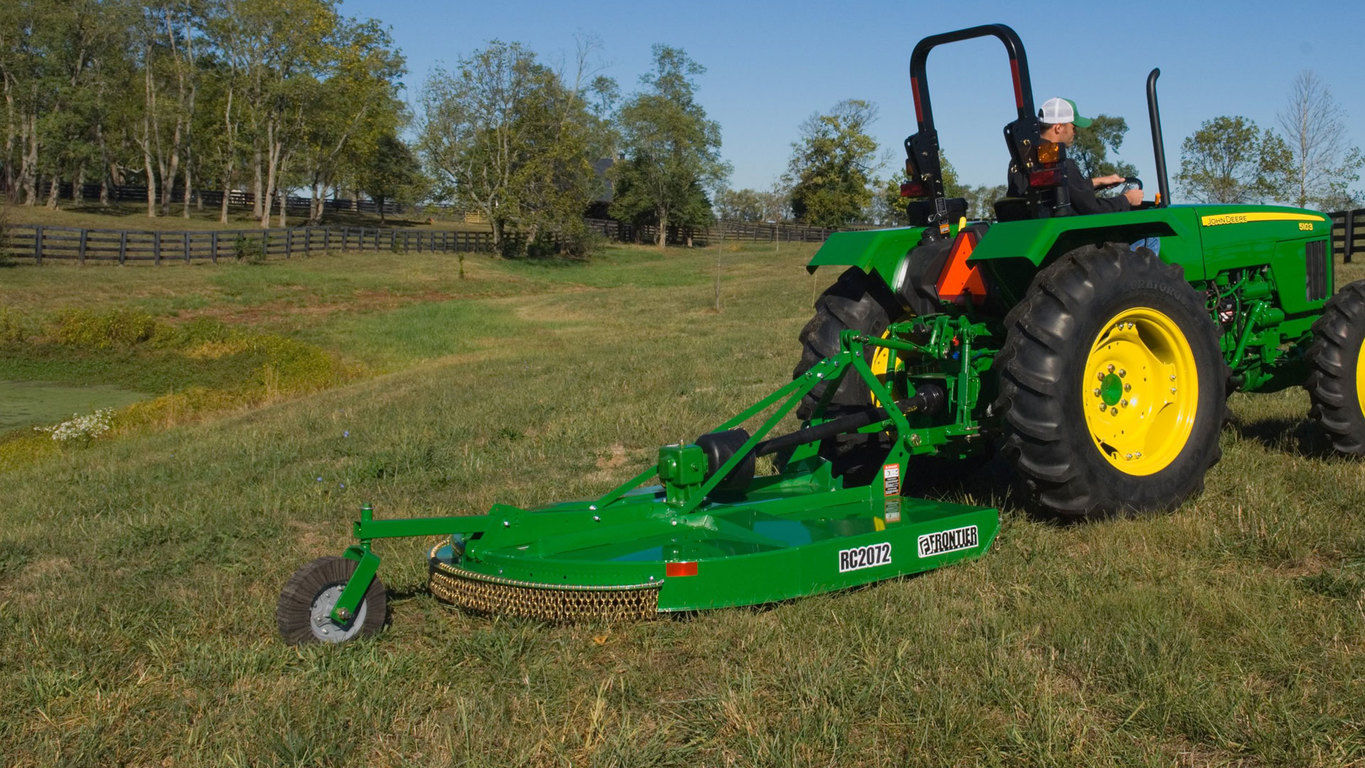 John Deere RC20 Series