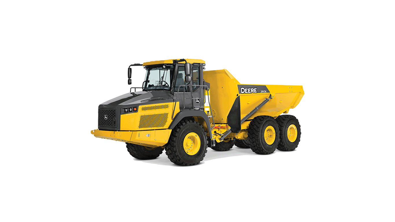 Articulated Dump Trucks Equipment Image