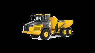 Articulated Dump Trucks Equipment Image
