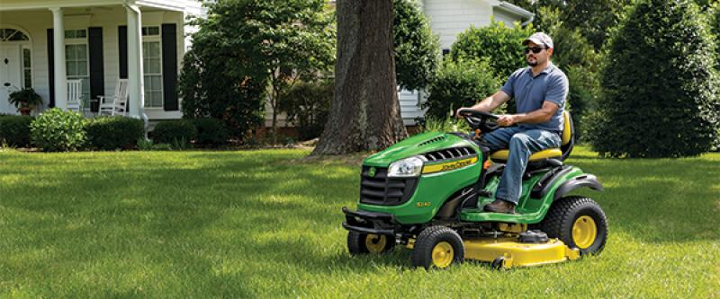 $200 off S240 Mowers