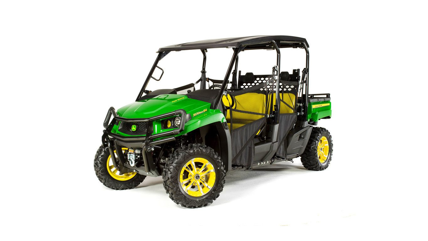 John Deere XUV590i S4 Power Steering