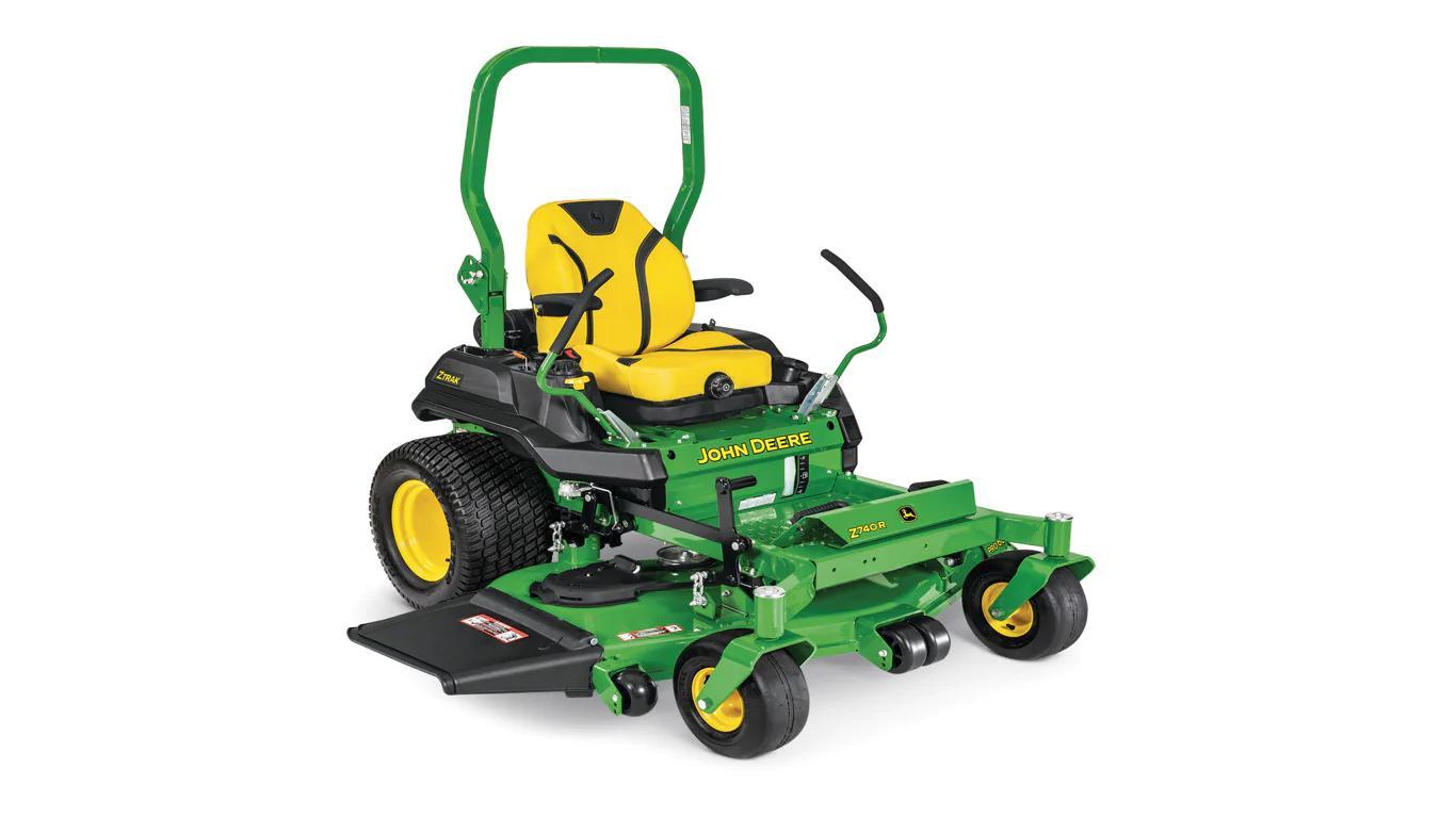 Zero Turn Mowers Equipment Image