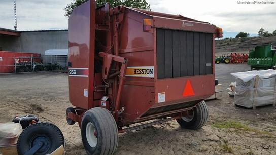 2006 Hesston 956