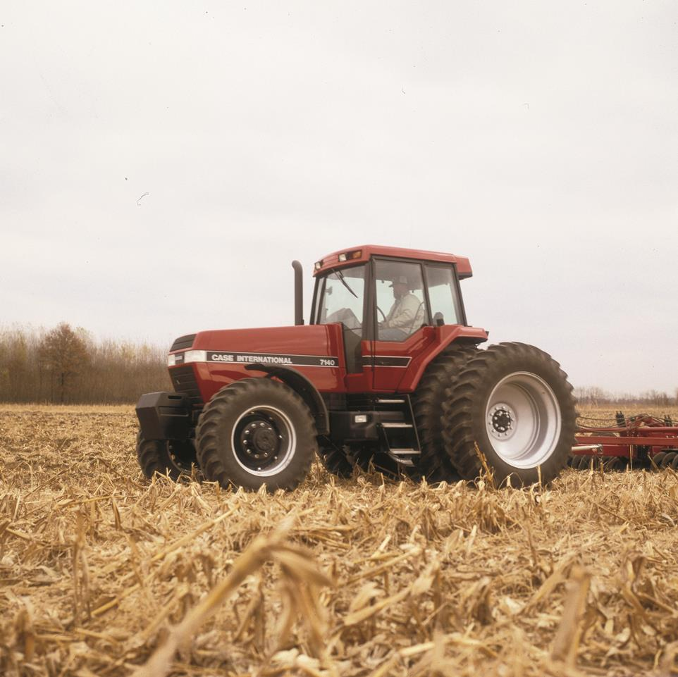 Case Compact Tractor
