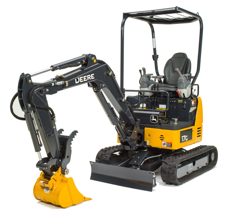 Compact Excavators Equipment Image
