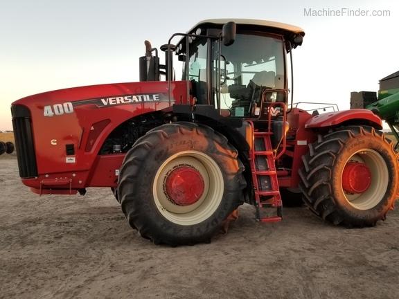 2011 Versatile 400