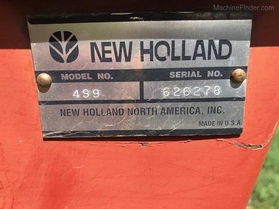 New Holland 499