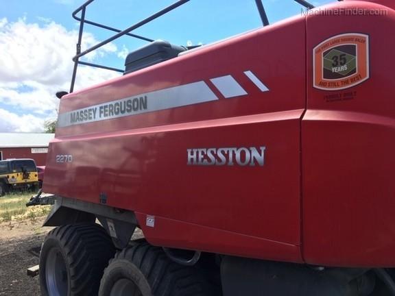 2014 Massey Ferguson 2270