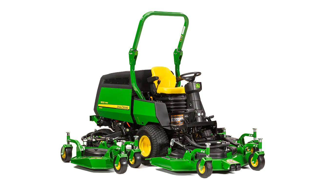 John Deere 1600 Turbo Series III