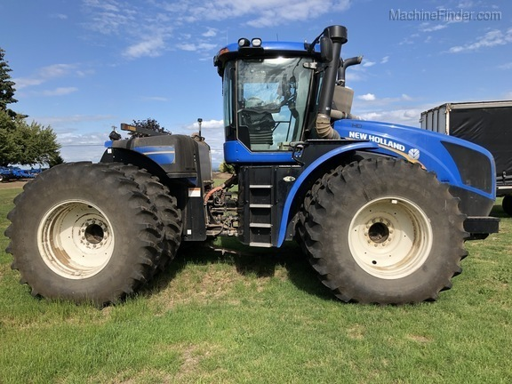 2015 New Holland T9.5