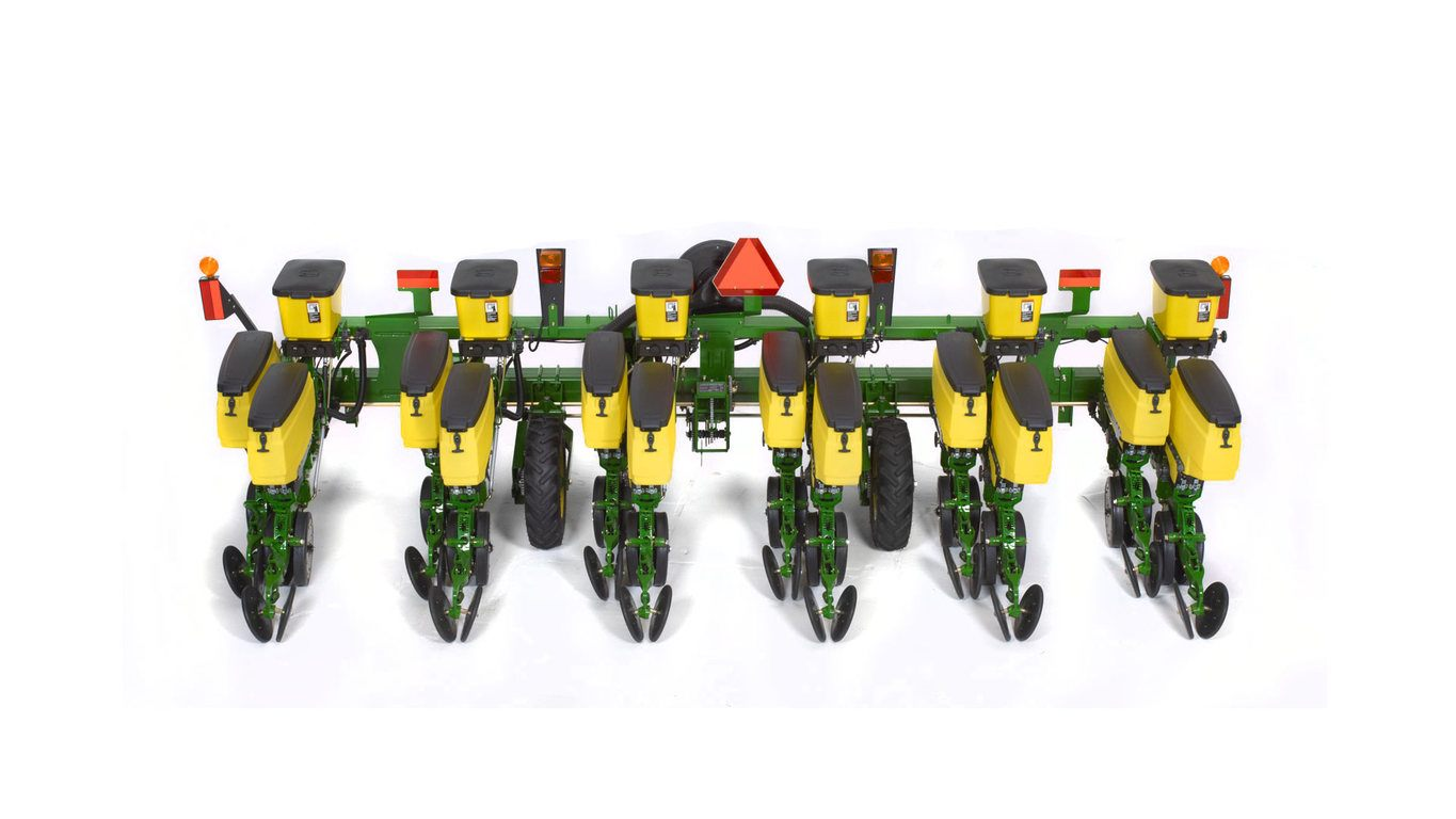 John Deere 1705 Twin Row