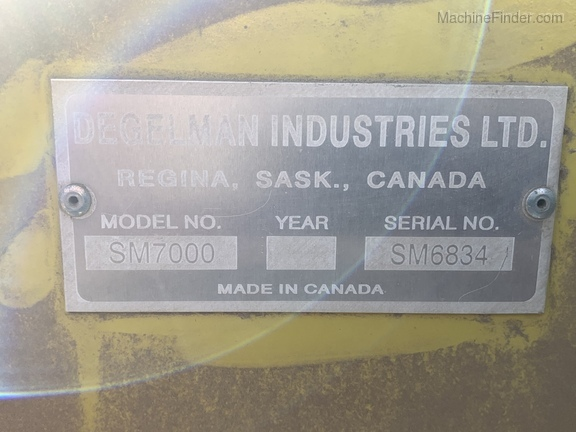 2017 Miscellaneous SM7000