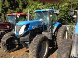 2010 New Holland T7040