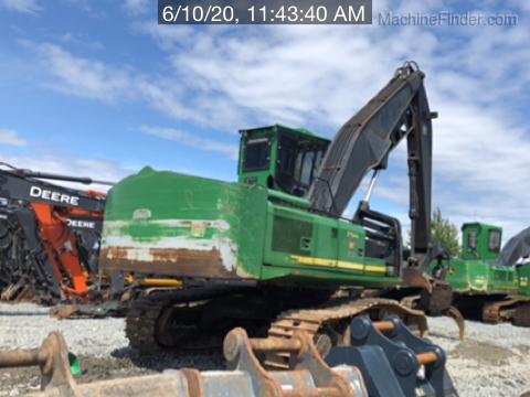 2012 John Deere 3754D