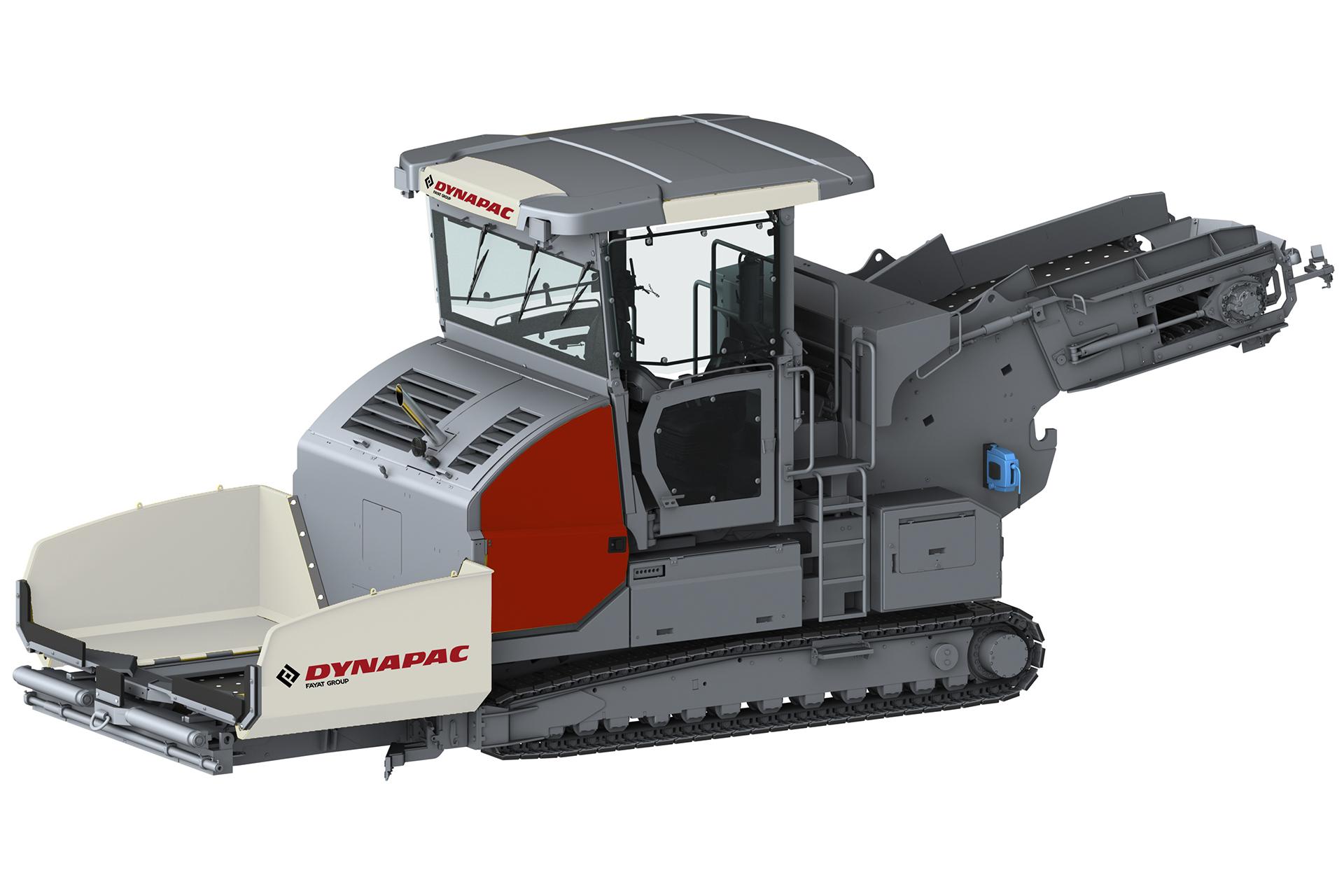 Dynapac Dynapac MF2500CS