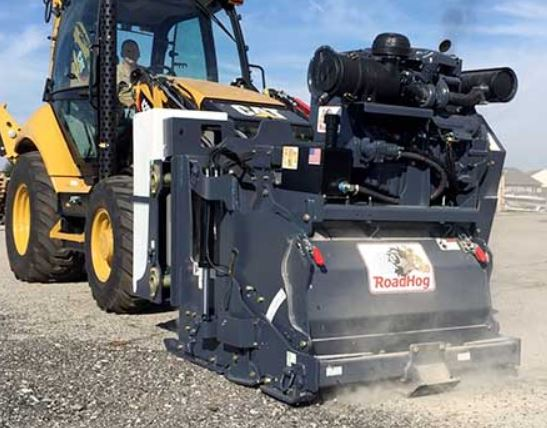 Road Hog Tractor Loader Backhoe Attachments