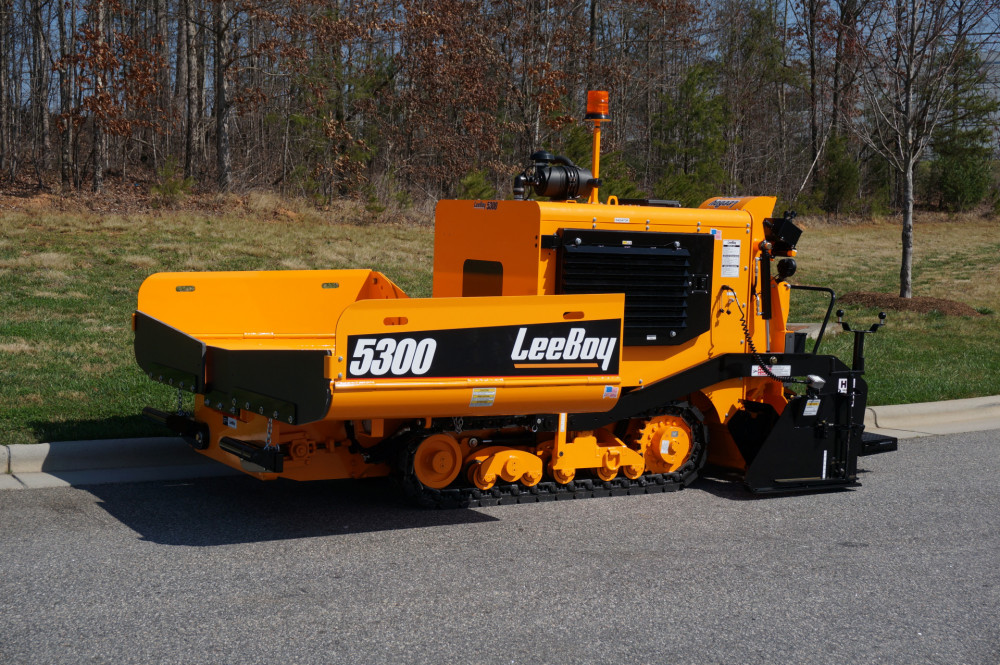 Leeboy Asphalt Paver 5300