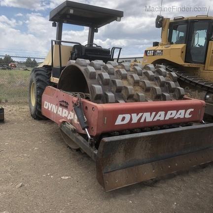 2007 Dynapac CA362P