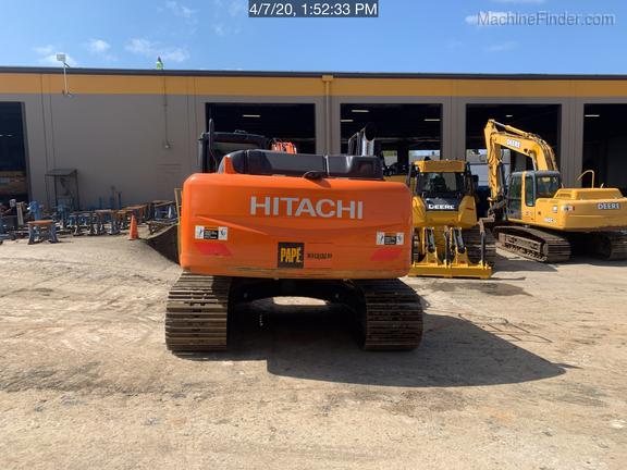 2018 Hitachi ZX2106