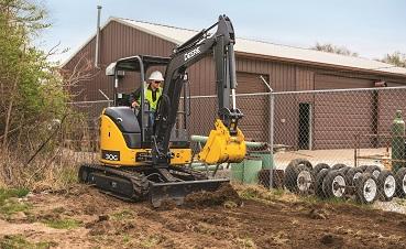 30G - Compact Excavator