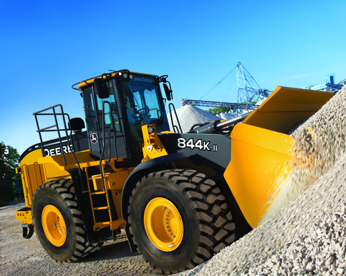 Wheel Loaders Equipment Image