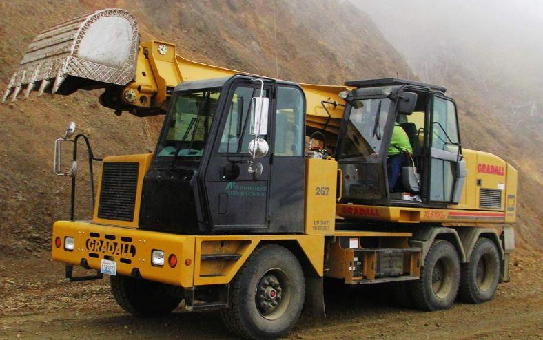 Gradall XL 5100 V