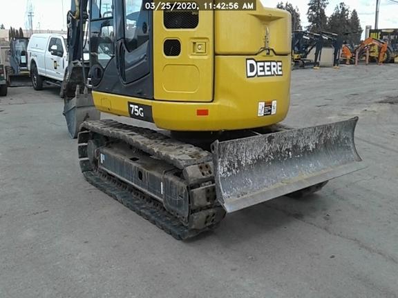 2018 John Deere 75G