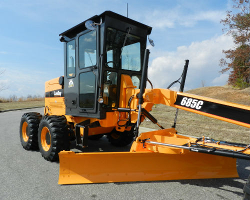 Leeboy Motor Graders Equipment Image