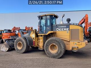 2017 John Deere 644K
