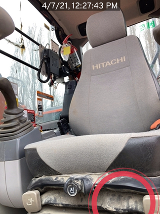 2019 Hitachi ZX2506