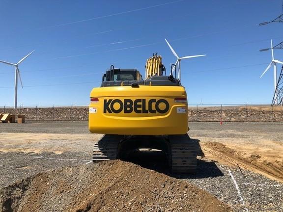 2017 Kobelco SK170