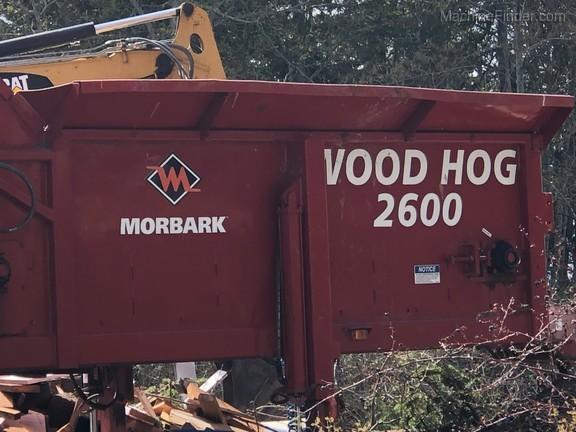 2008 Morbark 2600
