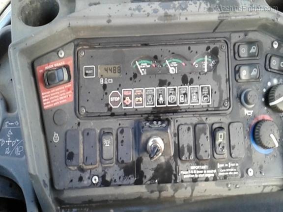 2001 John Deere 310SG